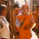 Teatro na favela