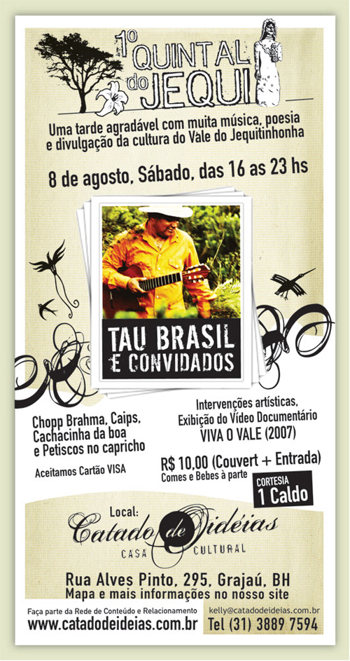 Tau Brasil