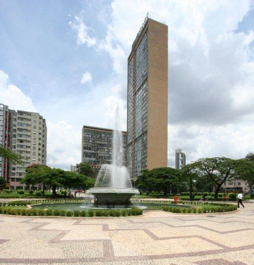 Conjunto JK, Praça Raul Soares, Belo Horizonte