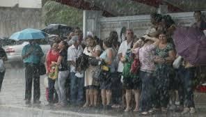 bendita chuva