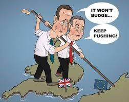 europa, da unidade à ruptura