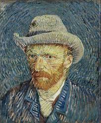 Van Gogh Auto retrato