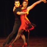 Dança de salão, alegria e desafio